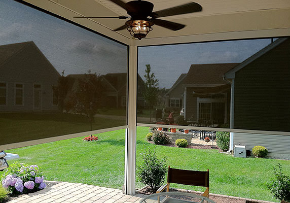 Pennsylvania patio patio privacy screens shutters for Patio privacy screen